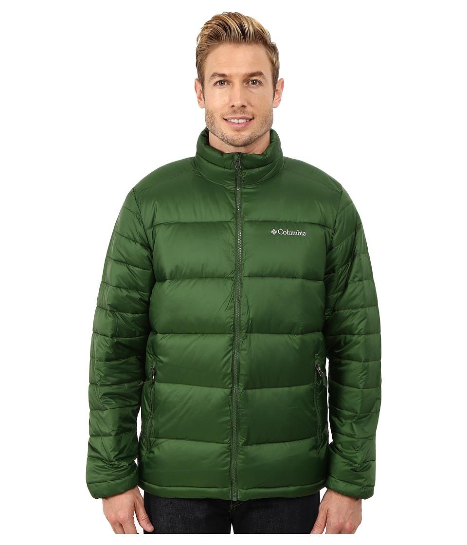 Columbia - Frost Fighter Jacket (Woodland) Men's Coat