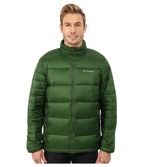 Columbia - Frost Fighter Jacket (Woodland) Men