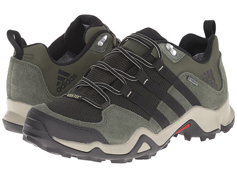 adidas Outdoor - Brushwood Mesh GTX (Night Cargo/Black/Tech Beige) Men's Shoes