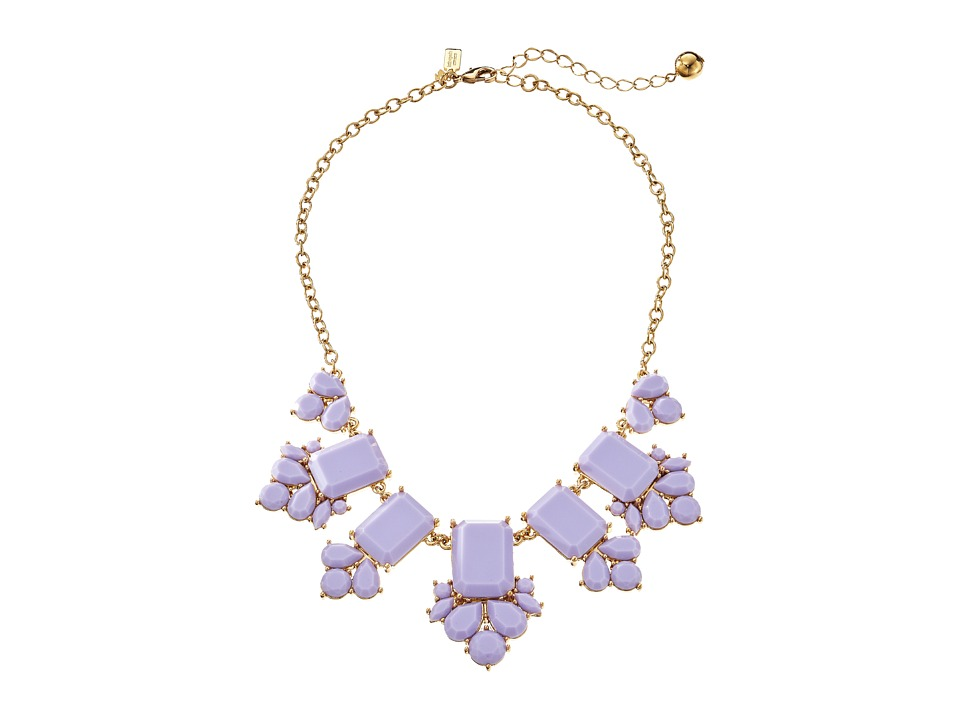 Kate Spade New York - Daylight Jewels Necklace (Lilac) Necklace