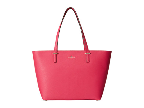 Kate Spade New York - Cedar Street Small Harmony (Sweetheart Pink) Tote Handbags