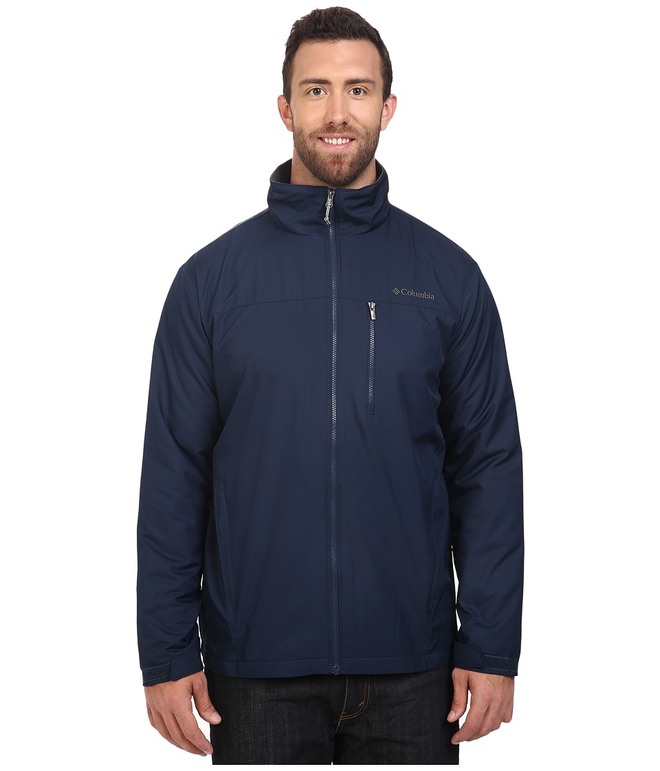 Columbia Big Tall Utilizer Jacket (Collegiate Navy) Men