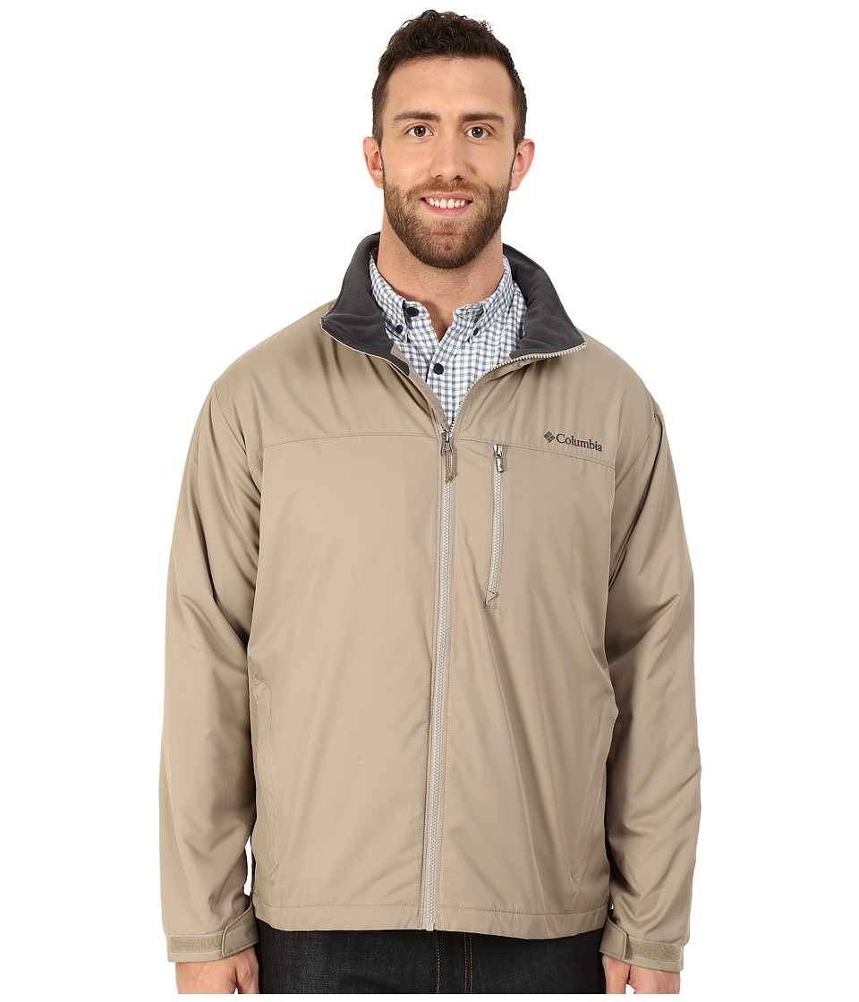 Columbia Big Tall Utilizer Jacket (Tusk) Men