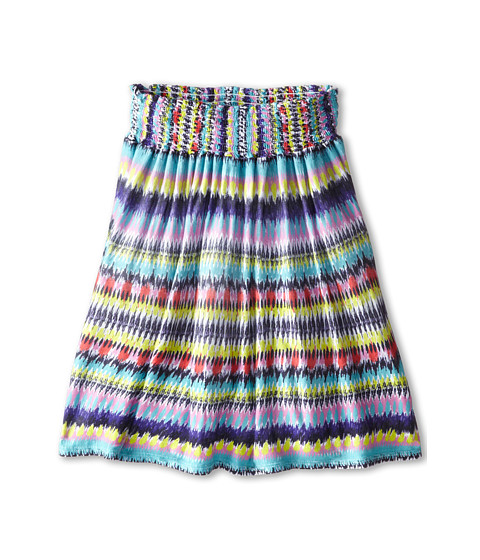Ella Moss Girl - Naomi Printed Skirt (Big Kids) (Print) Girl