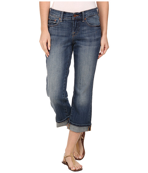 Lucky Brand - Easy Rider Crop in Broadbeach (Broadbeach) Women's Jeans