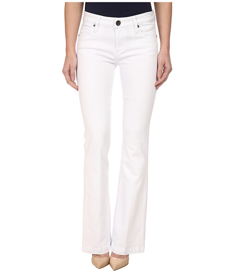 KUT from the Kloth - Chrissy Flare in White (White) Women's Jeans