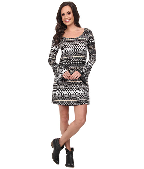 Scully - Mona Dress (Black) Women