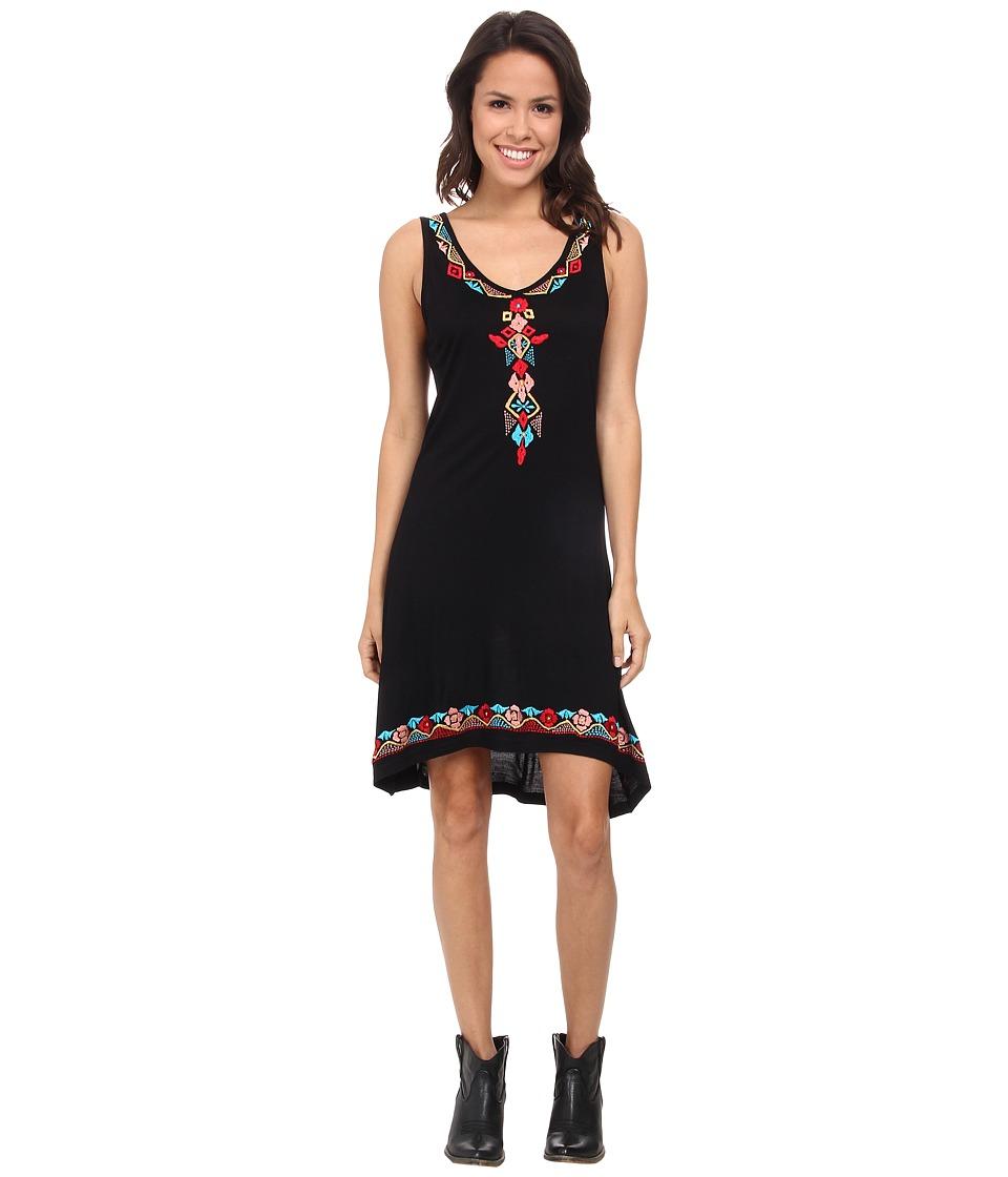 Scully - Alysia Dress (Black) Women's Dress