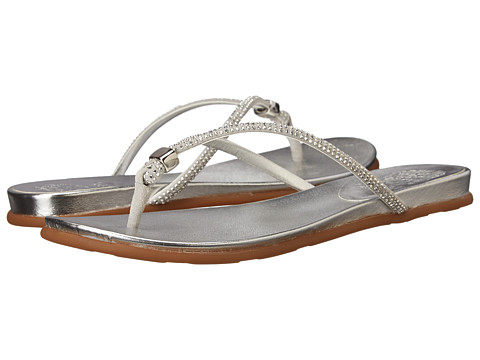 Vince Camuto - Elliot (Silver Gleam) Women's Sandals
