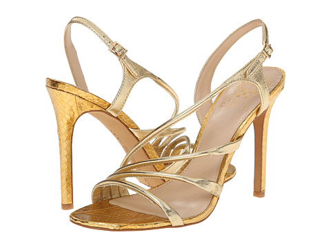 Vince Camuto - Tiernan (Cleopatra Gold) High Heels