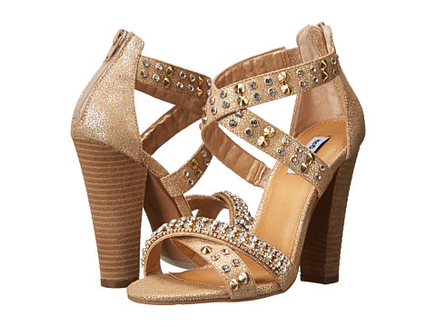 Not Rated - Laguna (Gold) High Heels