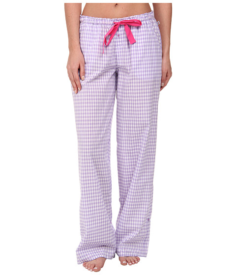 Jane & Bleecker - Batiste Pants 358900 (Gingham) Women's Pajama