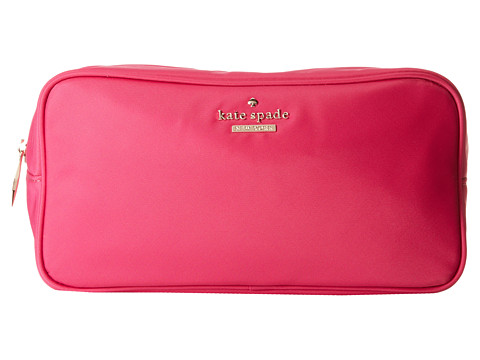 Kate Spade New York - Classic Nylon Large Ezra (Sweetheart Pink) Wallet
