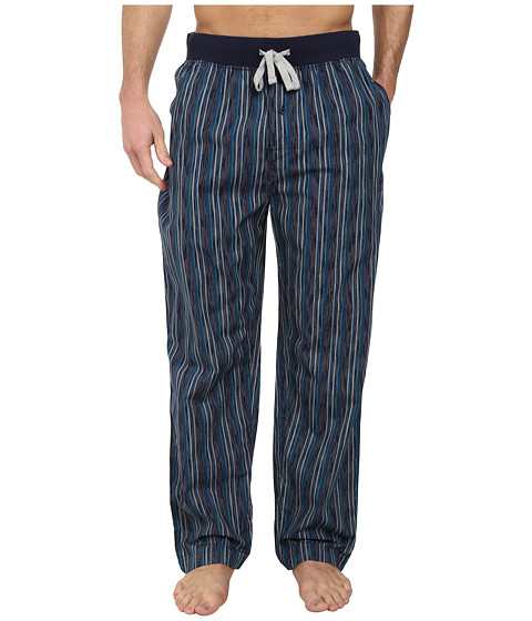 Kenneth Cole Reaction - Woven Pants (Moroccan Stripe) Men