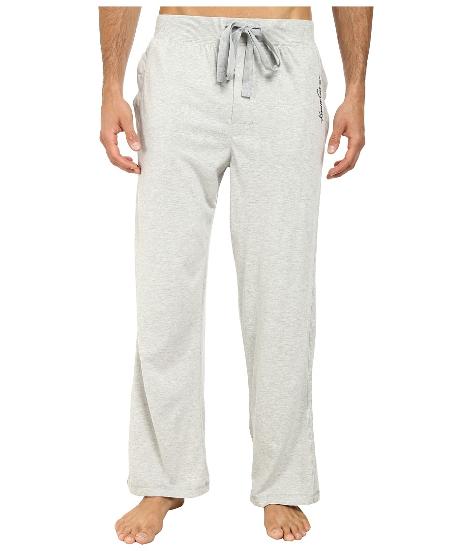 Kenneth Cole Reaction - Basic Pants (Light Grey Heather) Men's Pajama