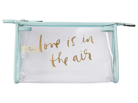 Kate Spade New York - Wedding Belles Iris (Grace Blue) Wallet