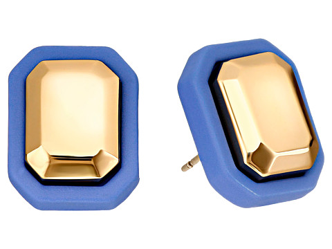 Kate Spade New York - Dive In Studs Earrings (Blue) Earring