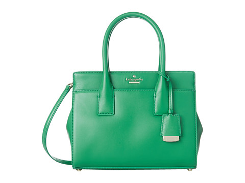 Kate Spade New York - Lucca Drive Small Candace (Sprout Green) Handbags