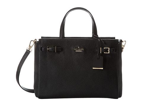 Kate Spade New York - Holden Street Lanie (Black) Tote Handbags