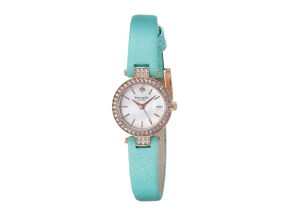 Kate Spade New York - Tiny Metro - 1YRU0758 (Blue) Watches