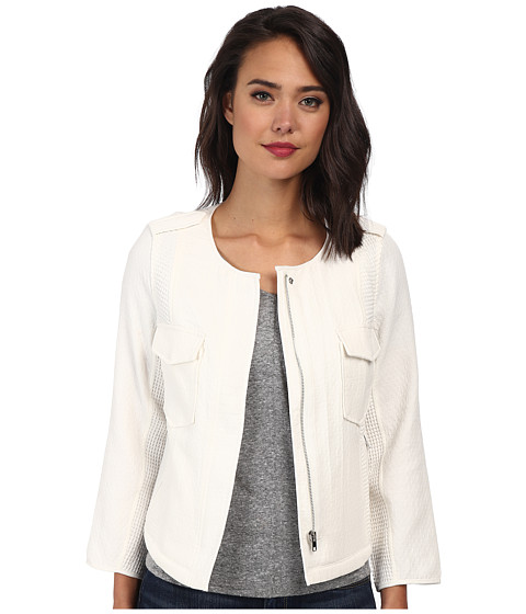 Sanctuary - Recruit Jacket (Cream) Women
