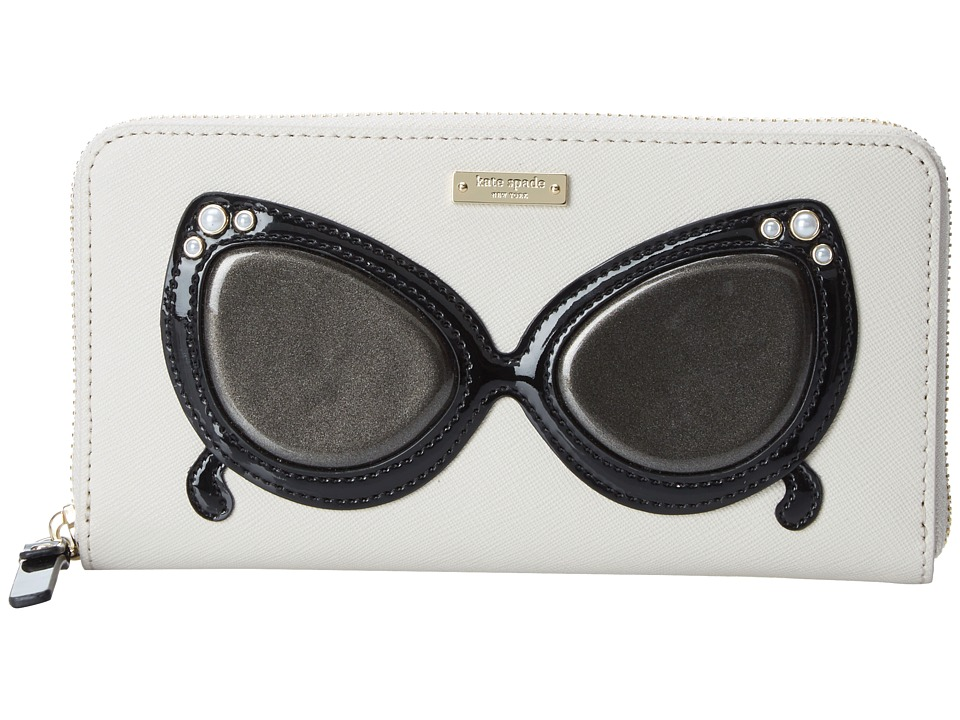 Kate Spade New York - Splash Out Lacey (Pebble) Wallet
