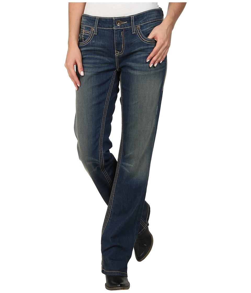 Cruel - Abby CB42054071 (Indigo) Women's Jeans