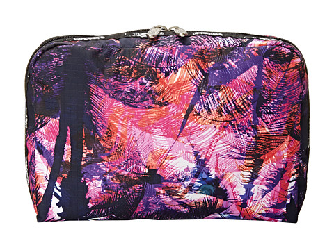 LeSportsac Luggage - Extra Large Rect And Square Cosmetic Combo (Maui) Cosmetic Case