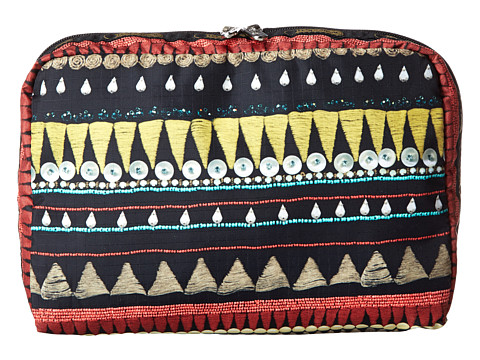 LeSportsac Luggage - Extra Large Rect And Square Cosmetic Combo (Spice Market) Cosmetic Case