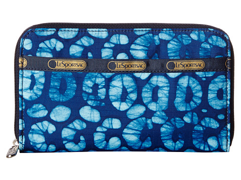 LeSportsac - Lily (Tulum) Checkbook Wallet