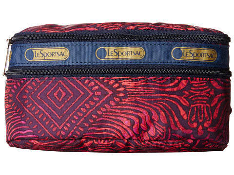 LeSportsac - Double Zip Belt Bag (Bali) Wallet