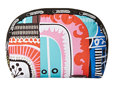LeSportsac - Medium Dome Cosmetic (ST. Barts) Cosmetic Case