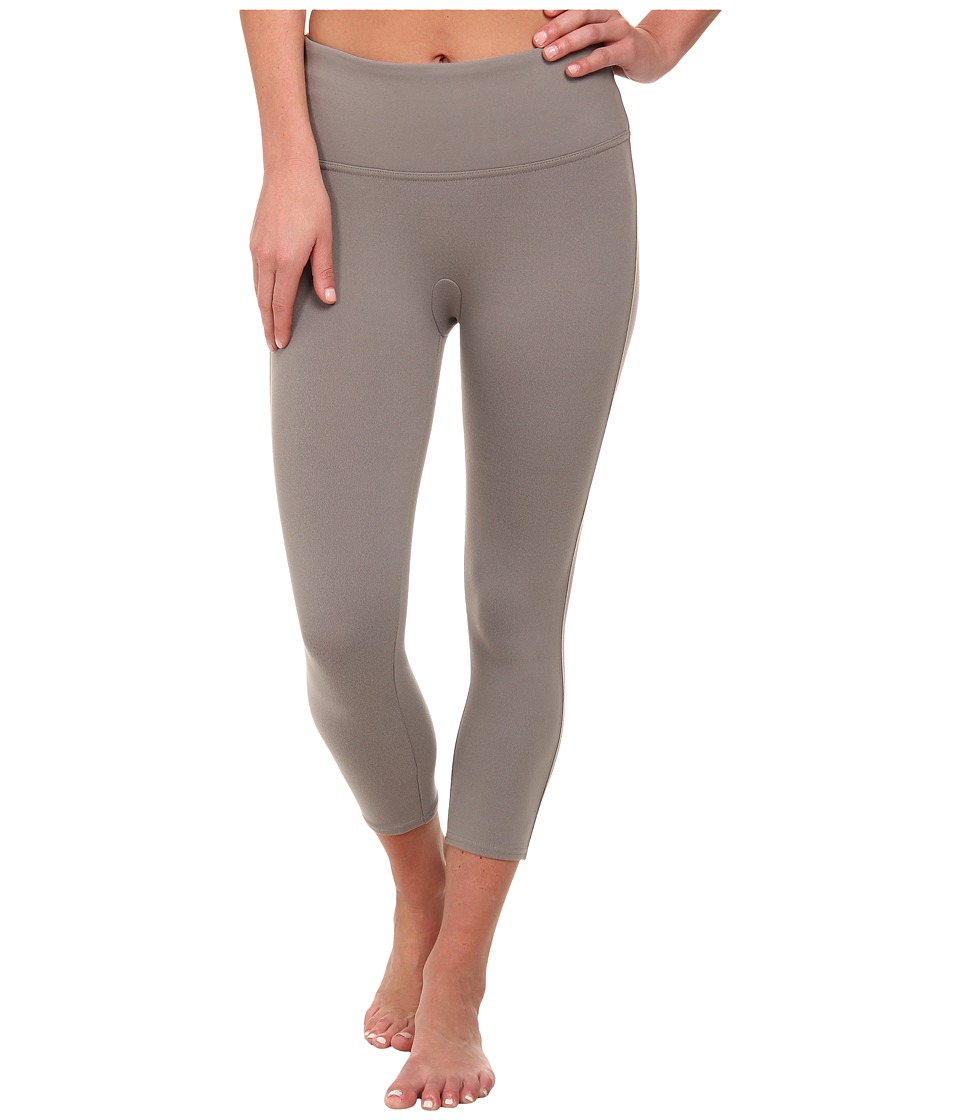 Spanx - Ready to Wow! Capri Structured Leggings (Gray'D Out) Women's Casual Pants