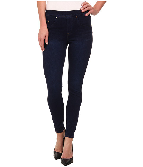 Spanx - Ready-to-Wow! Denim Leggings (Pacific Depth) Women