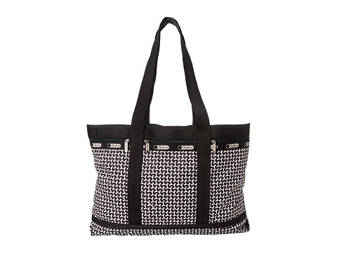 LeSportsac Luggage - Travel Tote (Peppercorn) Bags