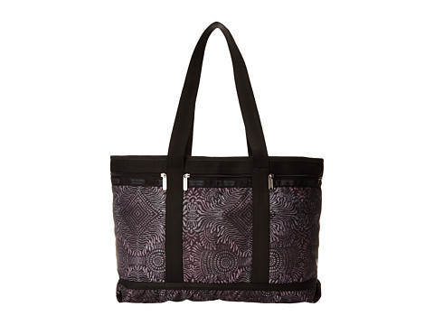 LeSportsac Luggage - Travel Tote (Bali Charcoal) Bags