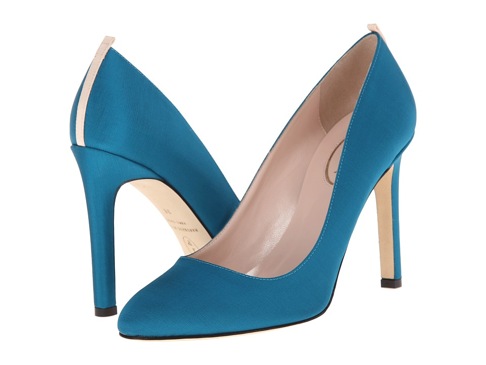 SJP by Sarah Jessica Parker - Lady (Turquoise) Women's Shoes