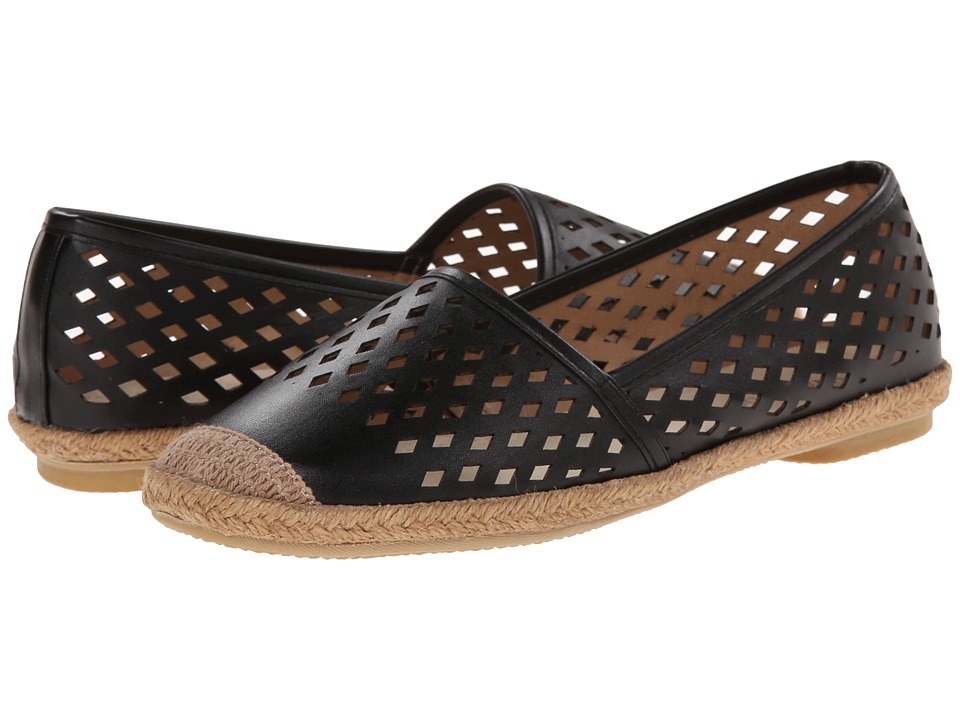 Wanted - Cadiz (Black) Women's Slip on Shoes
