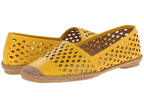 Wanted - Cadiz (Yellow) Women's Slip on Shoes