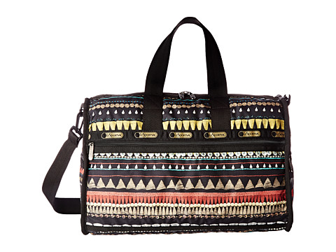 LeSportsac Luggage - Medium Weekender (Spice Market) Handbags