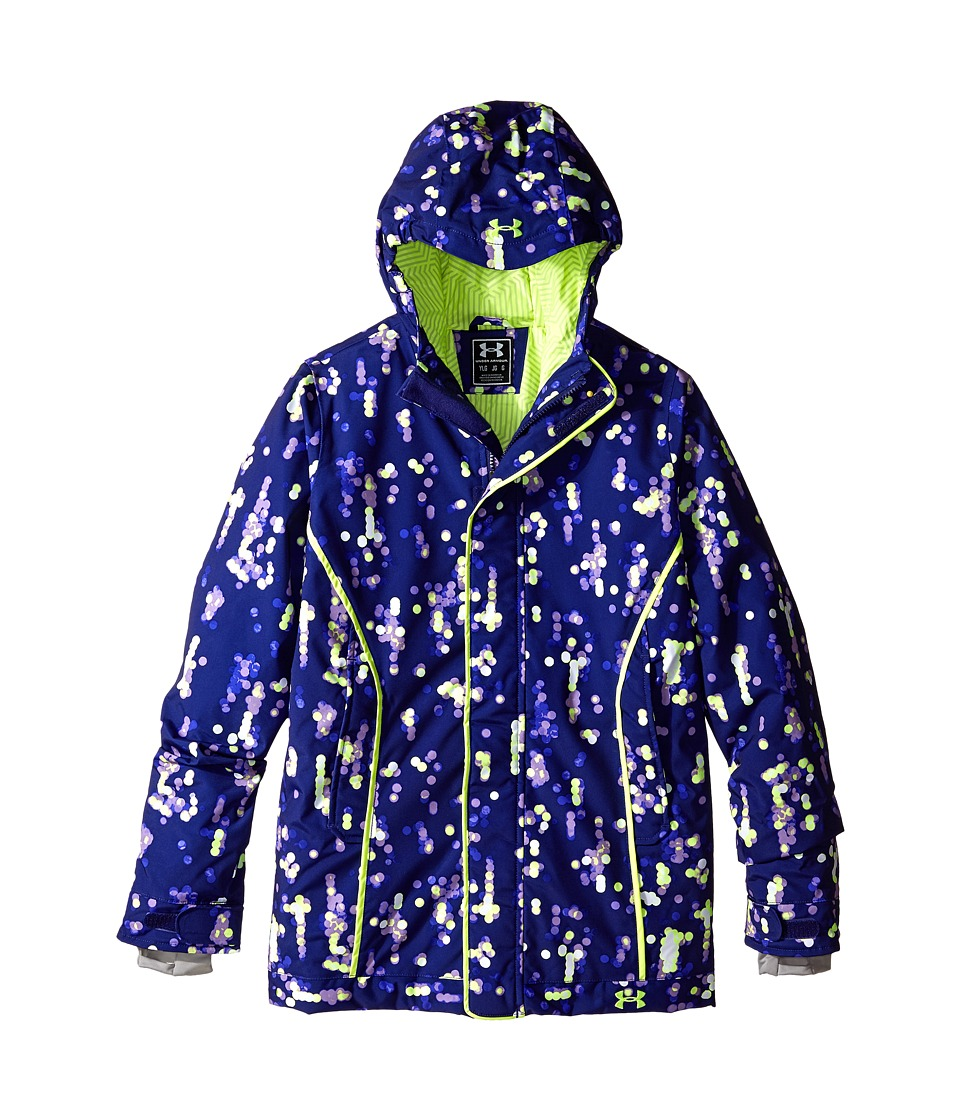 Under Armour Kids Coldgear(r) Infrared Britton Jacket (Big Kids) (Europa Purple) Girl