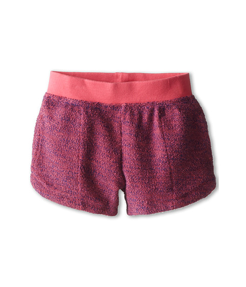 Splendid Littles - Active Shorts (Big Kids) (Coral) Girl