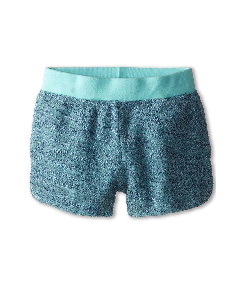 Splendid Littles - Active Shorts (Big Kids) (Light Blue) Girl's Shorts