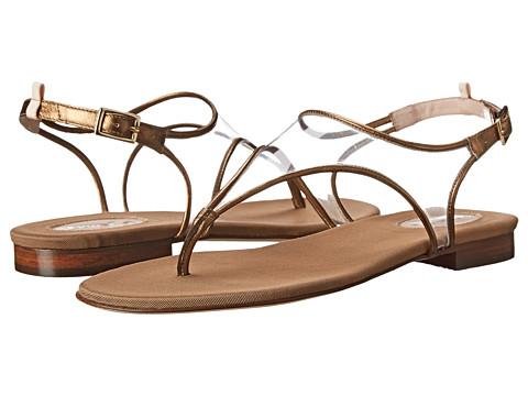 SJP by Sarah Jessica Parker - Beatrix (Bronze/Clear) Women's Sandals