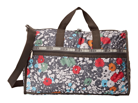 LeSportsac Luggage - Large Weekender (Chroma Flower) Duffel Bags