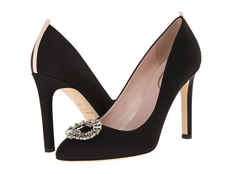 SJP by Sarah Jessica Parker - Angelica (Black Arianna) Women's Shoes