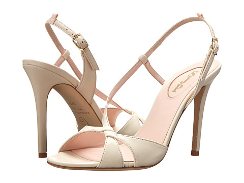 SJP by Sarah Jessica Parker - Arrietty (Ivory Nappa) Women's Shoes
