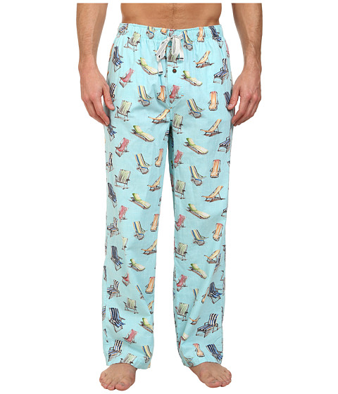 Tommy Bahama - Lounge With Me Lounge Pants (Blue Water) Men