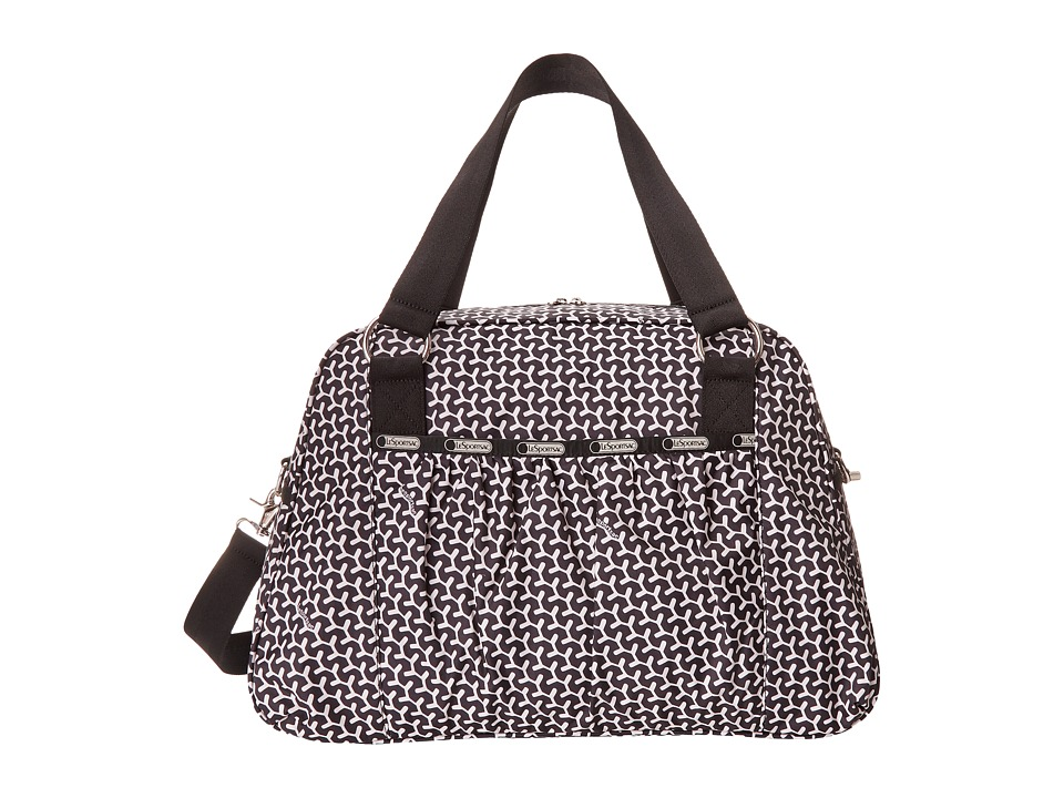 LeSportsac Luggage - Abbey Carry On (Peppercorn) Carry on Luggage