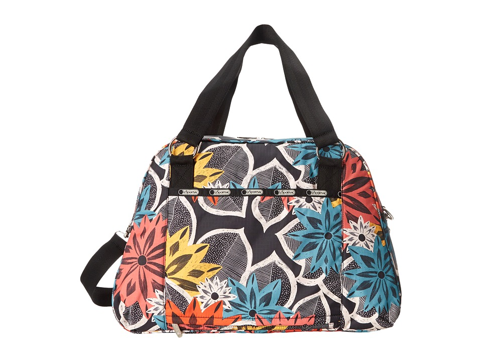LeSportsac Luggage - Abbey Carry On (Caraway Floral) Carry on Luggage